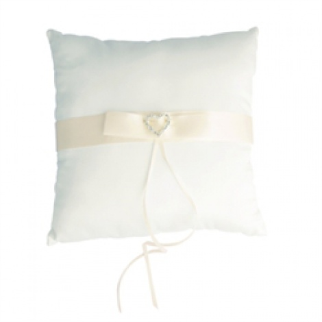 RING PILLOW IVORY