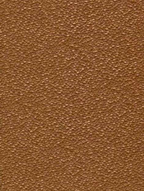 A4 EMBOSSED PEBBLE PAPER - COPPER