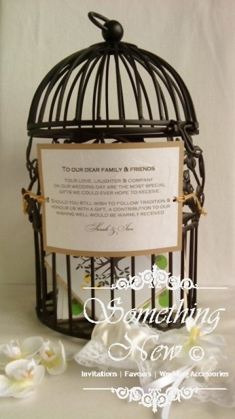 SARAH - WISHING WELL SIGN