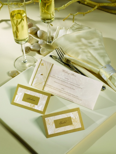 ENCHANTED - PLACE CARD