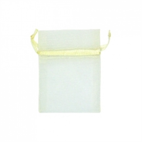MINI ORGANZA BAG - CREAM