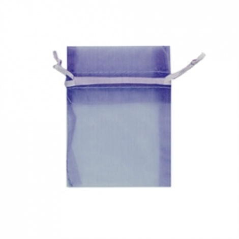 MINI ORGANZA BAG - LAVENDAR