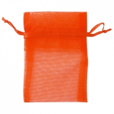 MINI ORGANZA BAG - ORANGE