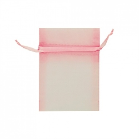 MINI ORGANZA BAG - SOFT PINK