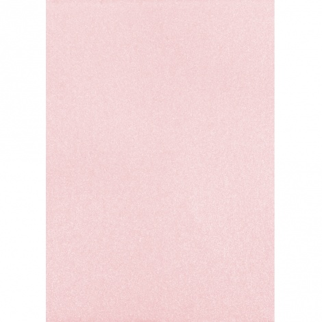 A4 METALLIC CARD - BLUSH PINK
