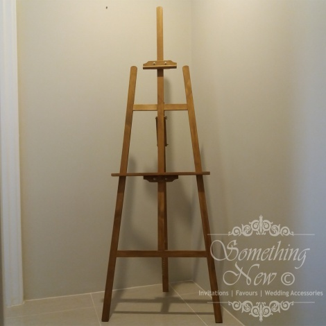HIRE WOODEN EASEL