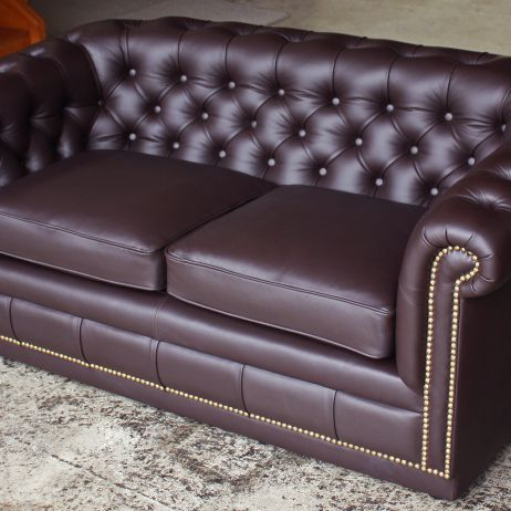 New Deep Diamond Back Chesterfield
