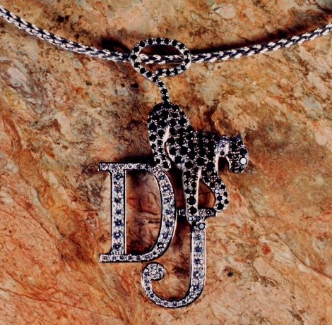 Diamond set Panther