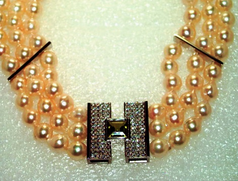 Pearl Clasp
