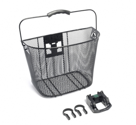 Basket - Front with Quick Release