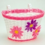 Basket - Pink Flower