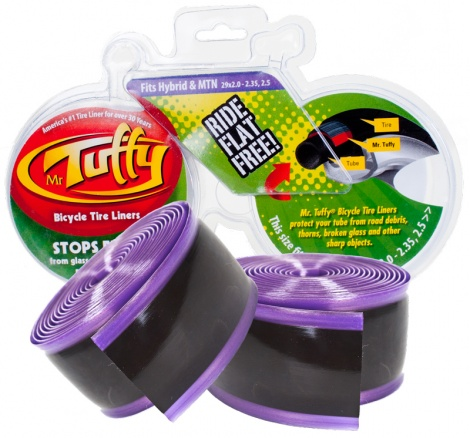 Tyre Liners - Mr Tuffy 29 x 2.0 - 2.5 Purple