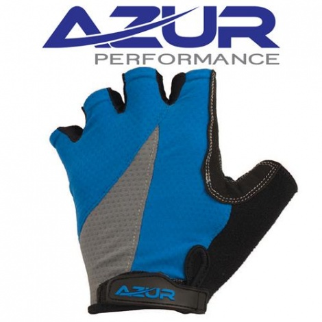 Glove - Azur S50 Series Blue Fingerless
