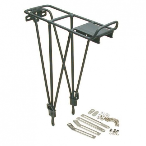 Rear Rack - Beto Black Alloy