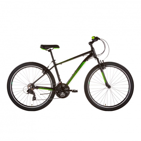 27.5in Malvern Star MTB - Hurricane 27-1 Black