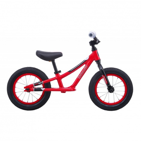 12in Boys Balance Bike - Lil Star Red