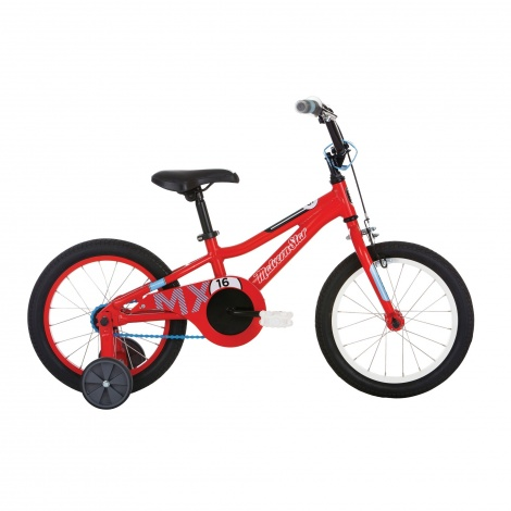 16in BMX Boys - MX16 Red