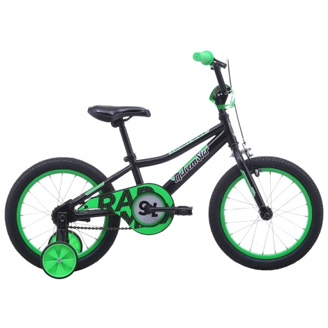 16in BMX Boys - Radmax 16 Black