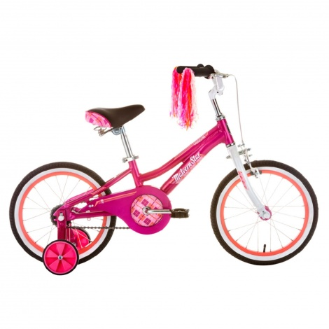 16in BMX Girls - Cruisestar SL 16 Purple