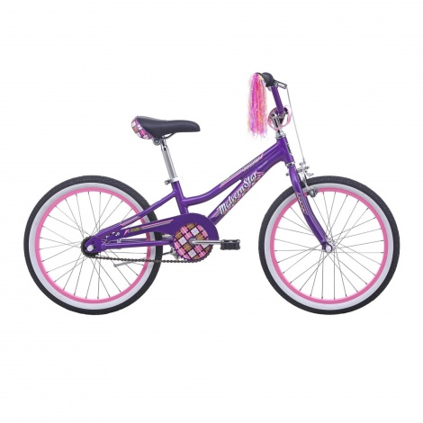 20in BMX Girls - Cruisestar Shorty Purple