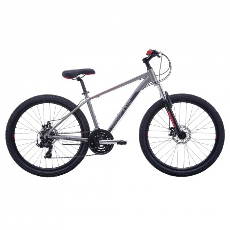 27.5in Malvern Star MTB - Hurricane 27-2 Grey
