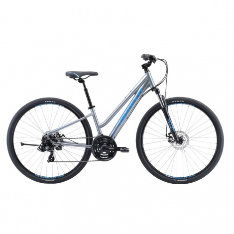 700c Avanit Hybrid - Discovery 1 Low Silver