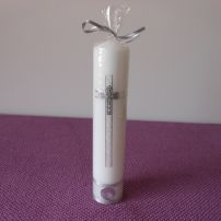 Baptism Candle - RH0025A (SILVER)