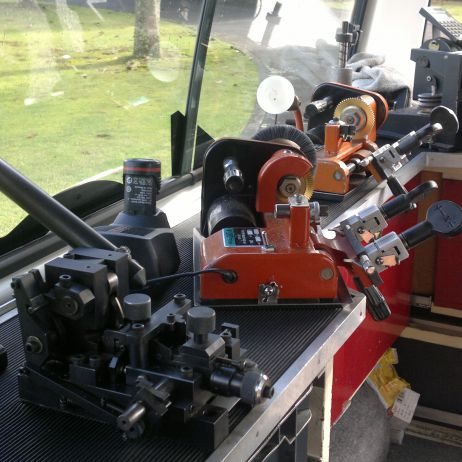 A range of machines to get the job done!