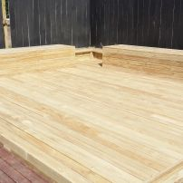 Deck & deck seating