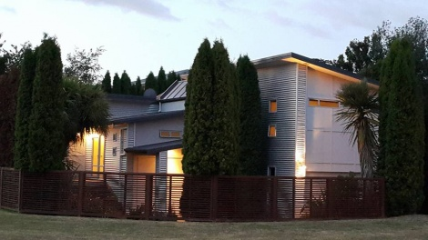 Painting Holiday Home in Taupo