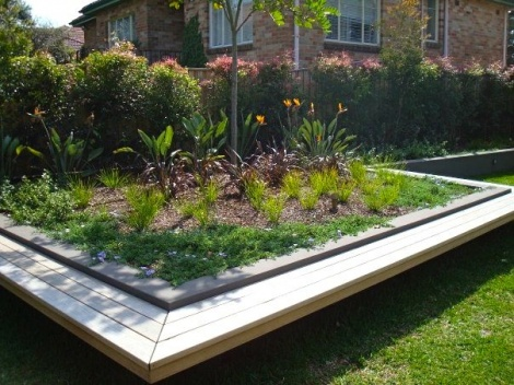 Timber Bench Seating