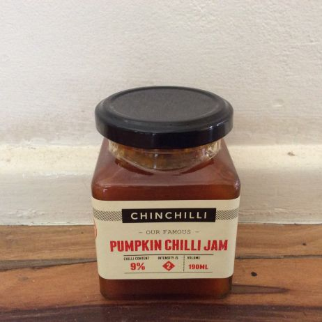 Pumpkin Chilli Jam