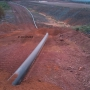 PRINCE PIT DECANTING PIPE LINE