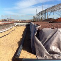 MAIN WATER SUPPLY TO ARRIUM EXPORT SHED