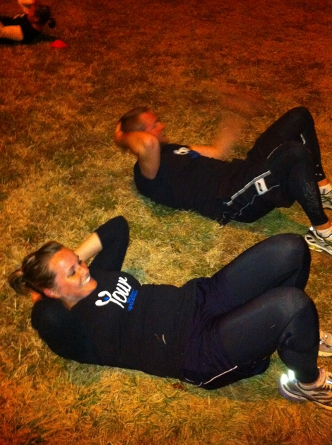 Wed night Boot Camp June 15th 2011