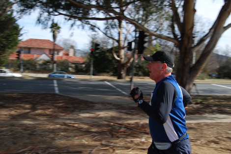 Canberra Bush Marathon Series July 30th 2011