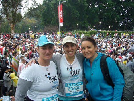 City To Surf Weekend Away