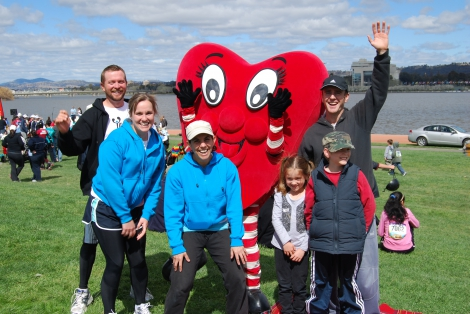 Canberra Times Fun run 2011