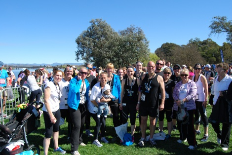 Canberra Times 2012 Fun Run