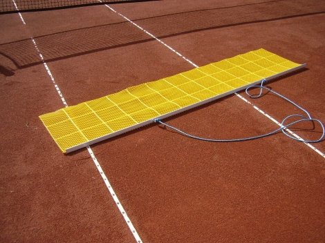 TENNIS COURT DRAG MAT