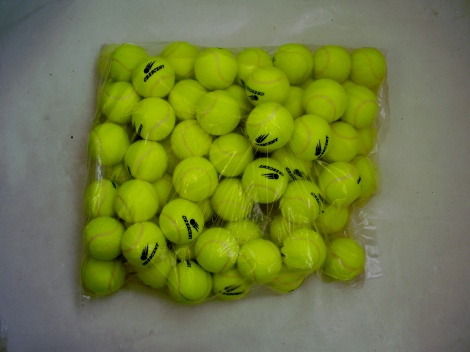 Crescent Pressureless Tennis Balls (72 Ball Pack)