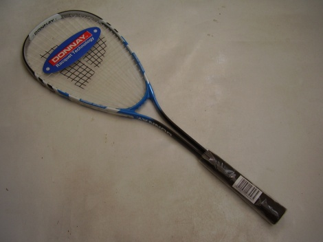 Donnay Alloy Squash Racquet