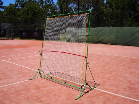 Rebound Tennis Training Net