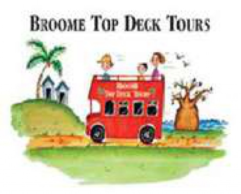 Broome Top Deck Tours logo
