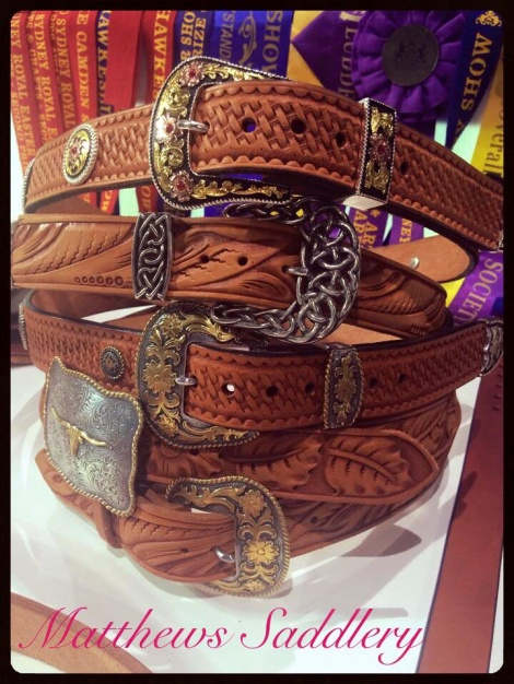 Carved Belts