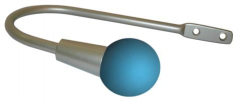 Light Blue Ball Arm Embracer