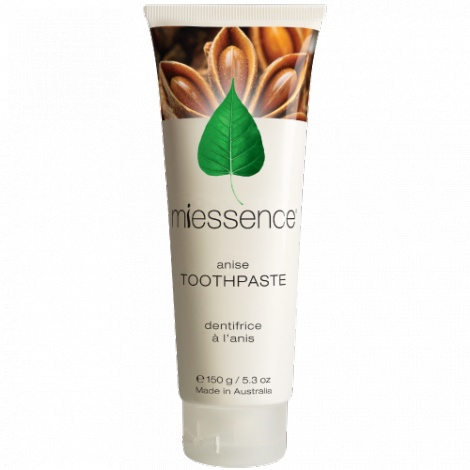 Miessence Anise Toothpaste 150g (out of stock)