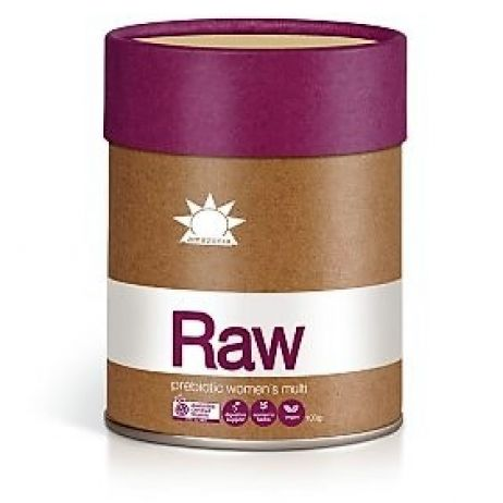 Raw Prebiotic Womens Multi 100g