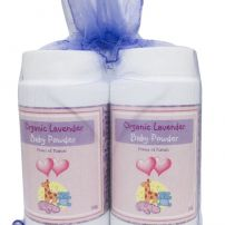 Power of Nature Organic Lavender Baby Powder Twin Pack 30g x2