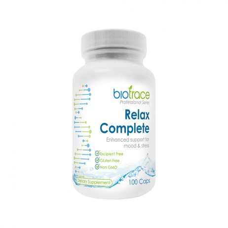 Biotrace Relax Complete 100caps
